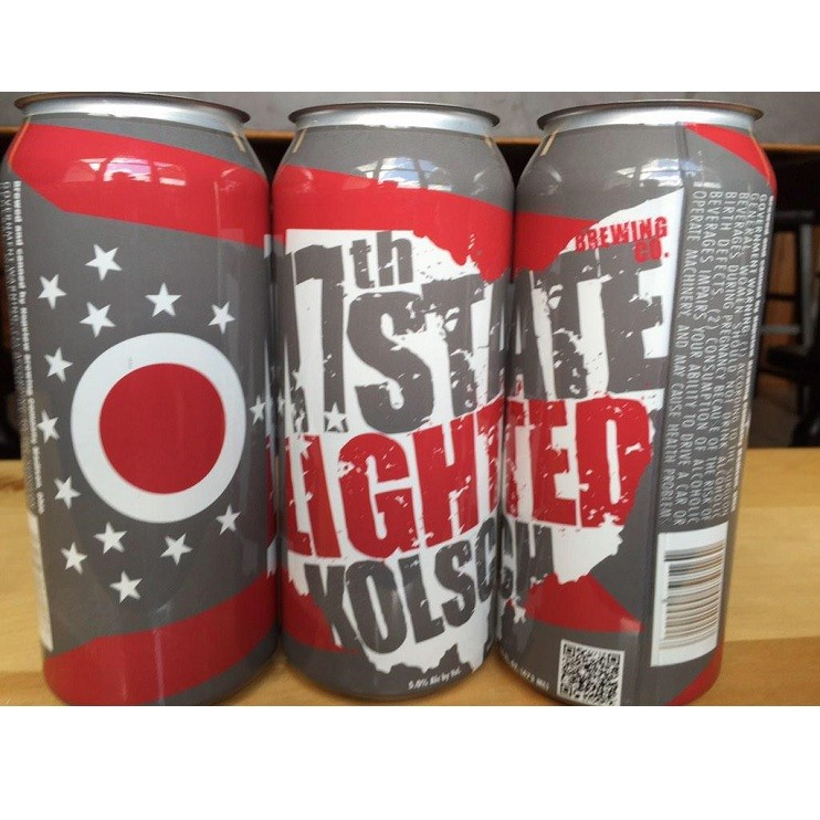 17th State Lighted Kolsch